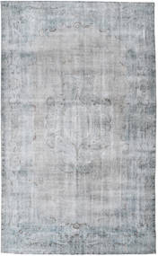 Colored Vintage Rug 185X303 Authentic  Modern Handknotted Light Grey/Light Blue (Wool, Turkey)