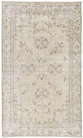 Colored Vintage Rug 115X200 Authentic  Modern Handknotted Light Grey (Wool, Turkey)
