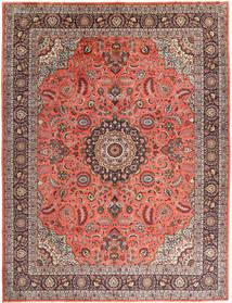 Hamadan Rug 310X400 Authentic  Oriental Handknotted Brown/Dark Red Large (Wool, Persia/Iran)