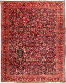 Nanadj Rug 333X418 Authentic  Oriental Handknotted Dark Red/Rust Red Large (Wool, Persia/Iran)