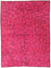 Colored Vintage Rug 150X203 Authentic  Modern Handknotted Pink (Wool, Turkey)