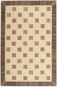Kilim Patchwork Rug 195X296 Authentic  Modern Handwoven Beige/Light Brown (Wool, Persia/Iran)
