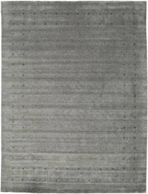Loribaf Loom Delta - Grey Rug 290X390 Modern Dark Grey/Light Grey Large (Wool, India)