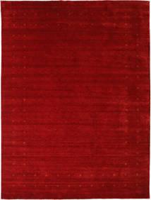 Loribaf Loom Delta - Red Rug 290X390 Modern Dark Red/Rust Red Large (Wool, India)