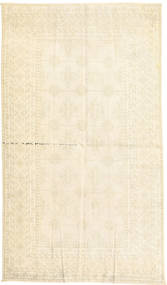 Vintage Rug 130X227 Authentic  Modern Handknotted Beige/White/Creme (Wool, Persia/Iran)