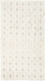 Colored Vintage Rug 111X205 Authentic  Modern Handknotted Beige/Light Grey (Wool, Turkey)