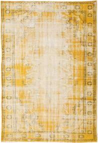 Colored Vintage Rug 179X263 Authentic  Modern Handknotted Beige/Dark Beige (Wool, Turkey)