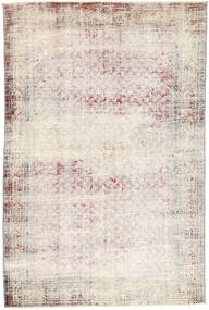 Vintage Rug 129X208 Authentic  Modern Handknotted Light Grey/Beige (Wool, Persia/Iran)