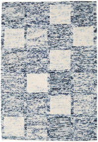Box Drop - Mixed Grey Rug 160X230 Authentic  Modern Handwoven (Wool, India)