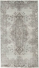 Colored Vintage Rug 119X208 Authentic  Modern Handknotted Light Grey (Wool, Turkey)