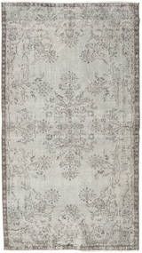 Colored Vintage Rug 117X210 Authentic  Modern Handknotted Light Grey (Wool, Turkey)