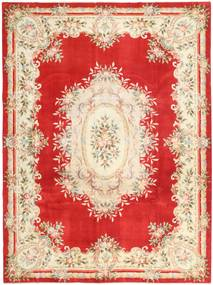 Hamadan Shahrbaf Patina Rug 270X360 Authentic  Oriental Handknotted Beige/Rust Red Large (Wool, Persia/Iran)