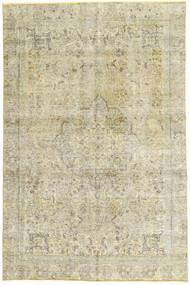 Colored Vintage Rug 180X280 Authentic  Modern Handknotted Dark Beige/Light Grey (Wool, Persia/Iran)