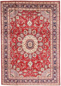 Hamadan Shahrbaf Rug 210X297 Authentic  Oriental Handknotted Dark Red/Beige (Wool, Persia/Iran)