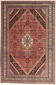 Hamadan Patina Rug 210X320 Authentic  Oriental Handknotted Dark Red/Brown (Wool, Persia/Iran)