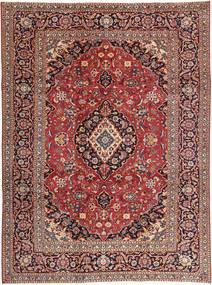 Keshan Patina Rug 242X333 Authentic  Oriental Handknotted Dark Red/Light Brown (Wool, Persia/Iran)