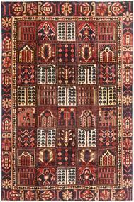 Bakhtiari Patina Rug 195X298 Authentic  Oriental Handknotted Dark Red/Dark Brown (Wool, Persia/Iran)