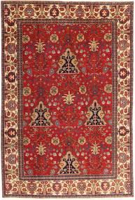 Tabriz Patina Rug 210X322 Authentic  Oriental Handknotted Dark Red/Rust Red (Wool, Persia/Iran)