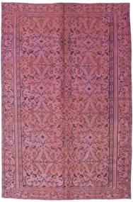 Colored Vintage Rug 175X278 Authentic  Modern Handknotted Light Purple/Light Pink/Purple (Wool, Turkey)
