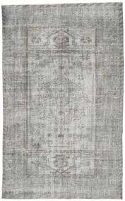 Colored Vintage Rug 175X283 Authentic  Modern Handknotted Light Grey (Wool, Turkey)