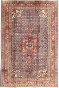 Ardebil Rug 190X285 Authentic  Oriental Handknotted Dark Red/Brown (Wool, Persia/Iran)