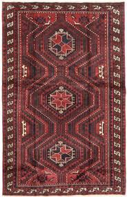 Lori Rug 167X262 Authentic  Oriental Handknotted Dark Red/Dark Brown (Wool, Persia/Iran)