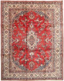 Hamadan Shahrbaf Rug 270X335 Authentic  Oriental Handknotted Dark Red/Light Pink Large (Wool, Persia/Iran)