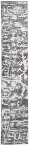 Colored Vintage - Persien/Iran Rug 65X383 Authentic  Modern Handknotted Hallway Runner  Light Grey/Beige (Wool, Persia/Iran)