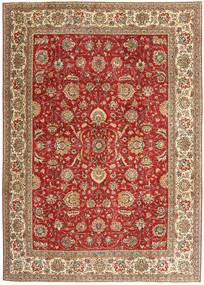 Tabriz Patina Rug 239X335 Authentic  Oriental Handknotted Rust Red/Brown (Wool, Persia/Iran)