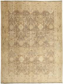 Colored Vintage Rug 282X367 Authentic  Modern Handknotted Light Brown/Beige/Dark Beige Large (Wool, Persia/Iran)