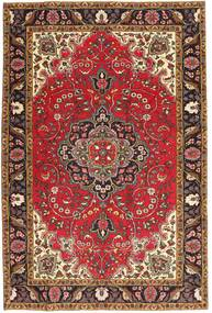 Tabriz Patina Rug 195X291 Authentic  Oriental Handknotted Dark Brown/Light Brown (Wool, Persia/Iran)