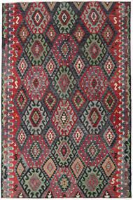 Kilim Turkish Rug 185X280 Authentic  Oriental Handwoven (Wool, Turkey)