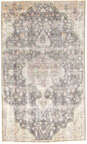 Colored Vintage Rug 125X210 Authentic  Modern Handknotted Light Grey/Beige (Wool, Persia/Iran)
