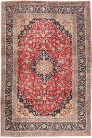 Kashmar Rug 192X295 Authentic  Oriental Handknotted Rust Red/Light Brown (Wool, Persia/Iran)