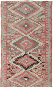 Kilim Turkish Rug 178X300 Authentic  Oriental Handwoven Light Grey/Brown (Wool, Turkey)