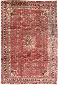 Hosseinabad Rug 225X320 Authentic Oriental Handknotted Dark Brown/Brown (Wool, Persia/Iran)