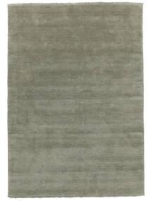 Handloom Fringes - Soft Teal Rug 160X230 Modern Light Green (Wool, India)