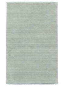 Handloom Fringes - Ice Blue Rug 140X200 Modern Light Blue (Wool, India)