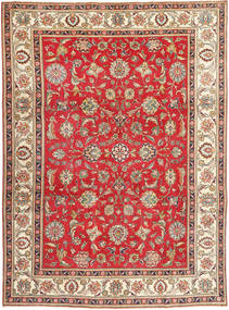 Tabriz Patina Rug 245X335 Authentic  Oriental Handknotted Rust Red/Light Brown (Wool, Persia/Iran)