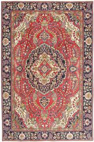 Tabriz Patina Rug 190X290 Authentic  Oriental Handknotted Brown/Beige (Wool, Persia/Iran)