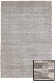 Bamboo Grass - Beige Rug 120X180 Modern Light Grey (Wool/Bamboo Silk, Turkey)