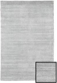 Bamboo Grass - Grey Rug 120X180 Modern Light Grey/Beige (Wool/Bamboo Silk, Turkey)