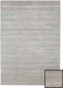 Bamboo Grass - Beige Rug 160X230 Modern Light Grey (Wool/Bamboo Silk, Turkey)