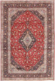 Keshan Rug 294X420 Authentic  Oriental Handknotted Dark Red/Dark Brown Large (Wool, Persia/Iran)