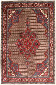 Koliai Rug 205X300 Authentic  Oriental Handknotted Dark Red/Dark Brown (Wool, Persia/Iran)