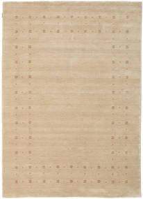 Loribaf Loom Delta - Beige Rug 160X230 Modern Beige/Dark Beige (Wool, India)