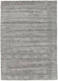 Handloom Gabba - Grey Rug 160X230 Modern Light Grey/Dark Grey (Wool, India)