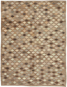 Kilim Afghan Old Style Rug 173X231 Authentic  Oriental Handwoven Brown/Light Grey (Wool, Afghanistan)