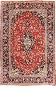 Keshan Rug 192X310 Authentic  Oriental Handknotted Rust Red/Brown (Wool, Persia/Iran)
