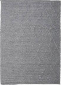 Svea - Charcoal Rug 200X300 Authentic  Modern Handwoven Light Grey/Dark Grey (Wool, India)